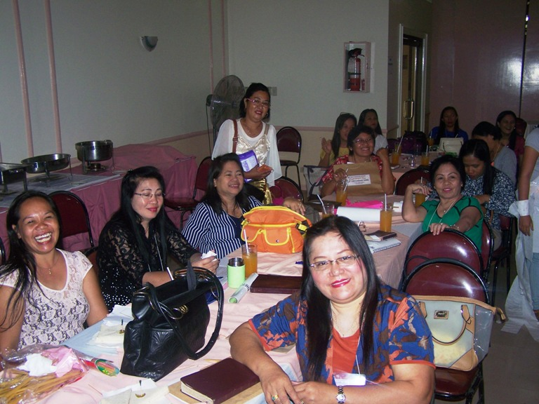United Four Square Women Leadership Training August 28 and 29, 2015  event picture at Linmarr Davao Hotels and Apartelles. It's more FUN in the PHILIPPINES