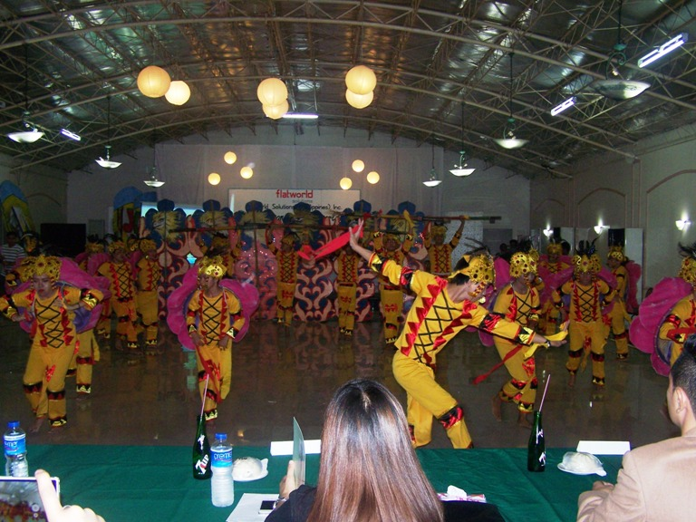 First Kadayawan sa Flatworld August 29, 2015  event picture at Linmarr Davao Hotels and Apartelles. It's more FUN in the PHILIPPINES