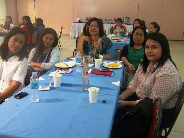 Zontar Manpower Agency Seminar March 9, 3016  event picture at Linmarr Davao Hotels and Apartelles. It's more FUN in the PHILIPPINES