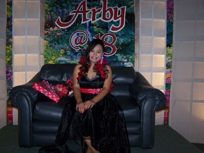 Arby Sosa Debut March 28, 2012 Event picture at Linmarr Davao Hotels and Apartelles. It's more FUN in the PHILIPPINES