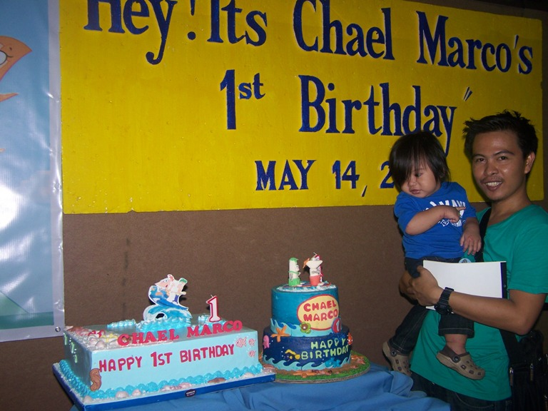 Chael Marco 1st Birthday Party May 18, 2014 photo gallery at Linmarr Davao Hotels and Apartelles. It's more FUN in the PHILIPPINES