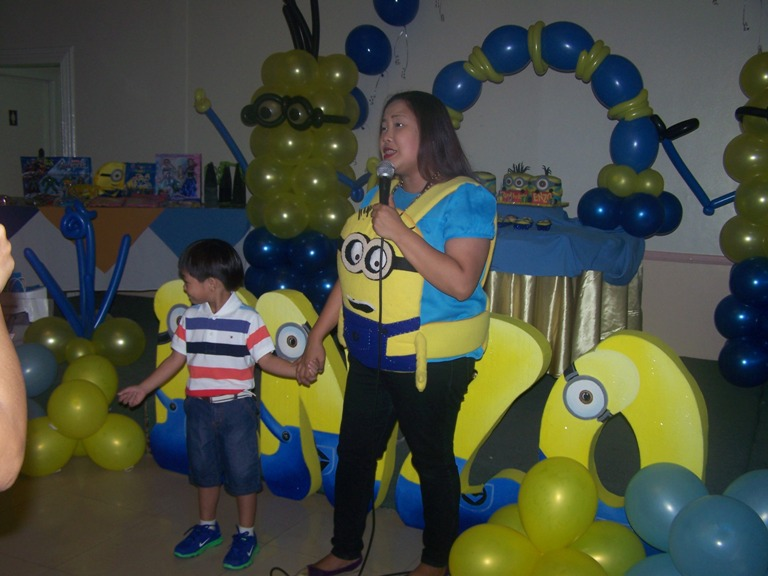 Enzo's 5th Birthday Party May 23, 2014 event picture at Linmarr Davao Hotels and Apartelles. It's more FUN in the PHILIPPINES
