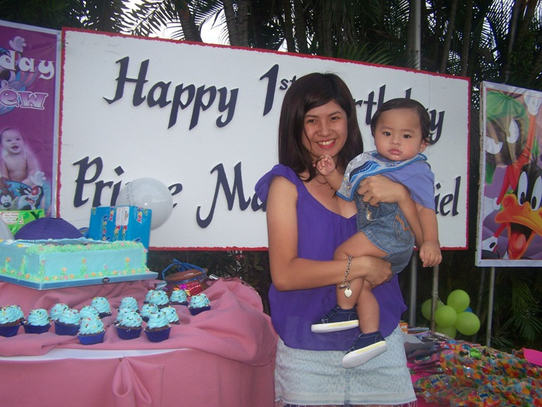 Prince Matthew Diel 1st Birthday Party September 10, 2014 photo gallery at Linmarr Davao Hotels and Apartelles. It's more FUN in the PHILIPPINES
