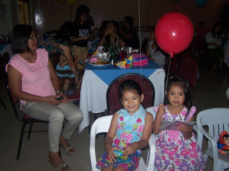 Peter Leonard 1st Birthday Party November 22, 2014 event picture at Linmarr Davao Hotels and Apartelles. It's more FUN in the PHILIPPINES