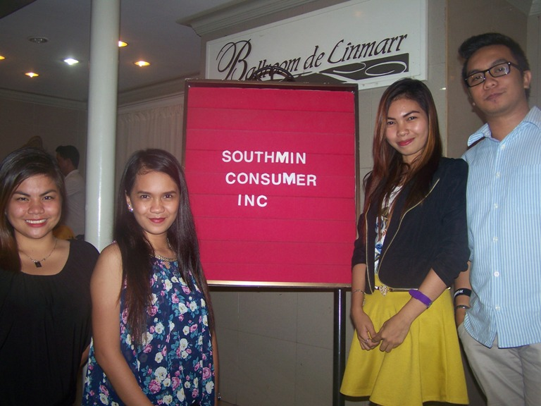 Southmin Consumer Christmas Party December 13, 2014 photo gallery at Linmarr Davao Hotels and Apartelles. It's more FUN in the PHILIPPINES