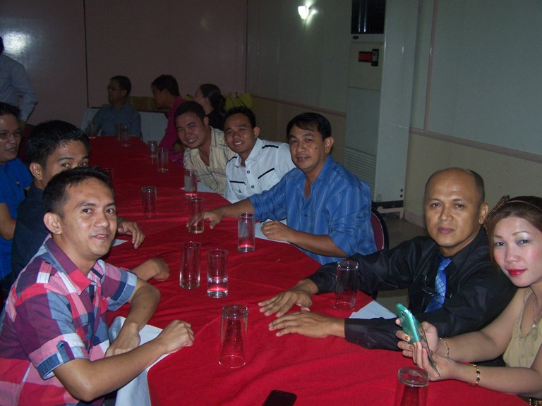 Mindanao Trucking Christmas Party December 14, 2014 event picture at Linmarr Davao Hotels and Apartelles. It's more FUN in the PHILIPPINES