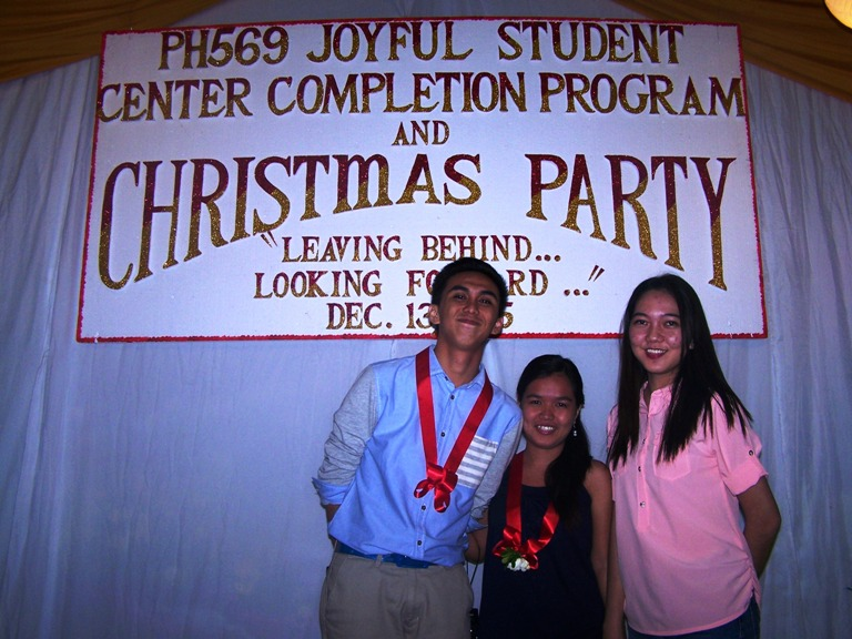 PH569 Joyful Student Center Christmas Party December 13, 2015 photo gallery at Linmarr Davao Hotels and Apartelles. It's more FUN in the PHILIPPINES