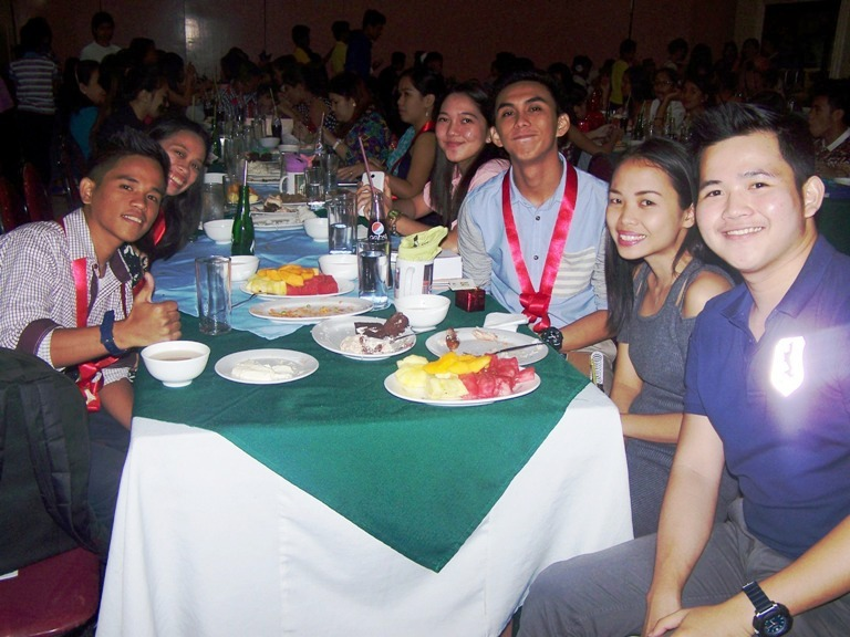 PH569 Joyful Student Center Christmas Party December 13, 2015 event picture at Linmarr Davao Hotels and Apartelles. It's more FUN in the PHILIPPINES