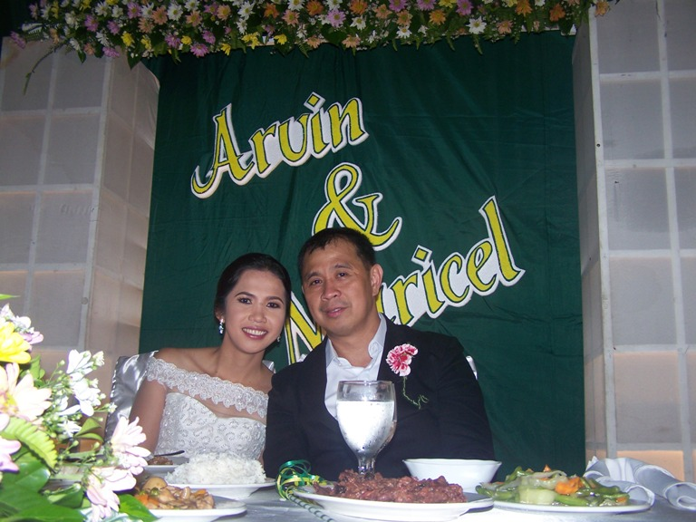 The Wedding Reception of Arvin and Maricel July 29, 2014 photo gallery at Linmarr Davao Hotels and Apartelles. It's more FUN in the PHILIPPINES. It's more FUN in the PHILIPPINES