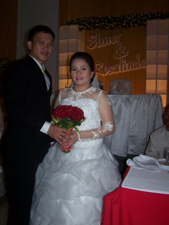 The Wedding Reception of Elmer and Rosalinda May 6, 2015  event picture at Linmarr Davao Hotels and Apartelles. It's more FUN in the PHILIPPINES