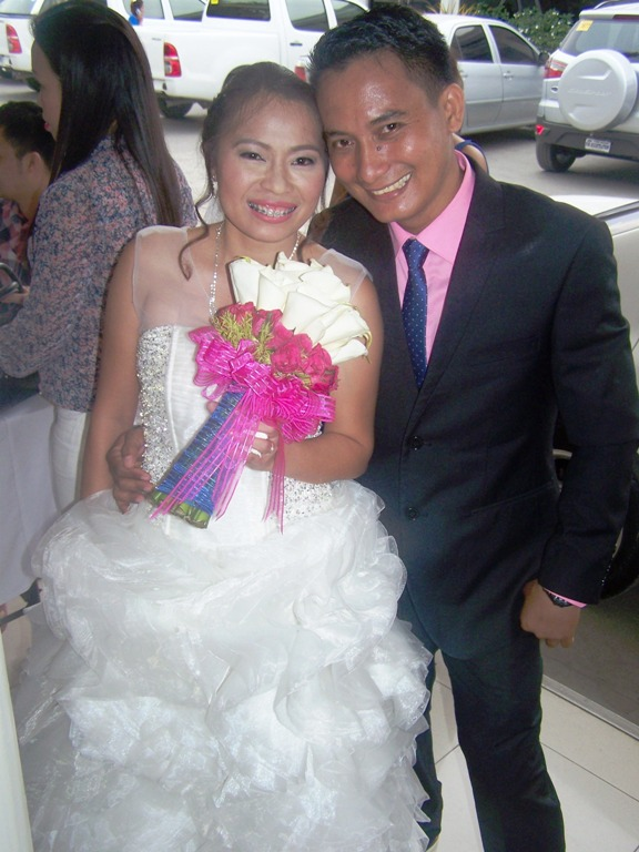 The Wedding Reception of Ernesto and Ana May September 26, 2015 photo gallery at Linmarr Davao Hotels and Apartelles. It's more FUN in the PHILIPPINES. It's more FUN in the PHILIPPINES
