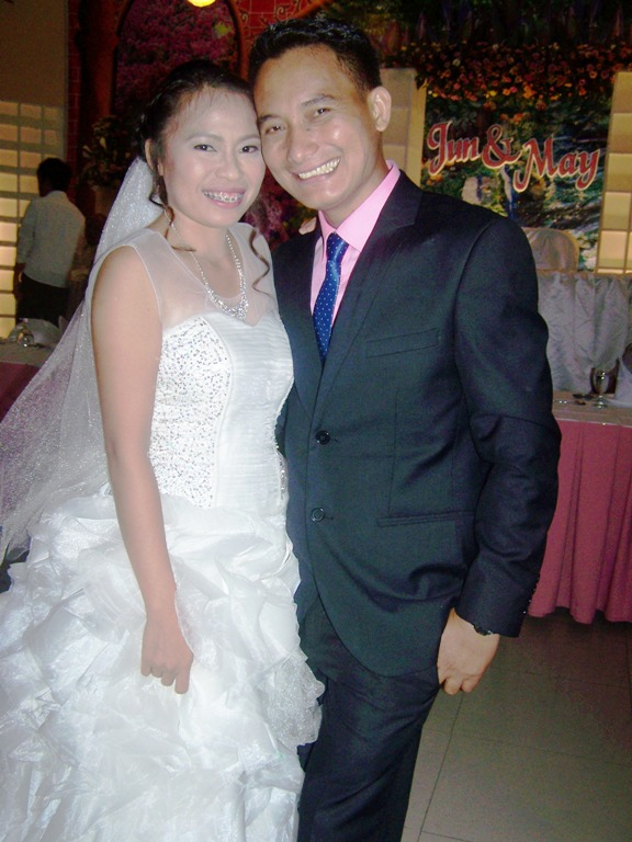 The Wedding Reception of Ernesto and Ana May September 26, 2015  event picture at Linmarr Davao Hotels and Apartelles. It's more FUN in the PHILIPPINES