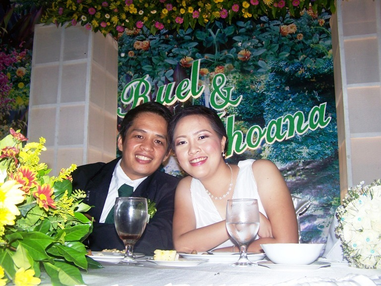 The Wedding Reception of Ruel and Jhoana October 24, 2015  event picture at Linmarr Davao Hotels and Apartelles. It's more FUN in the PHILIPPINES