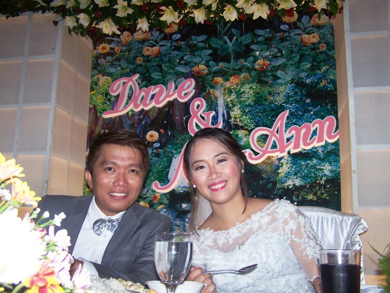 The Wedding Reception of David Noel and Mary-Ann May 3, 2016 photo gallery at Linmarr Davao Hotels and Apartelles. It's more FUN in the PHILIPPINES. It's more FUN in the PHILIPPINES