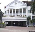 Linmarr Civil Wedding in Davao: Image of Legislative Building in Davao