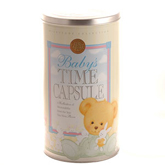 Image of a baby time capsule