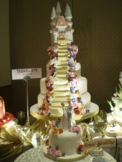 Image of Cakes by Tsokolate: Contemporary