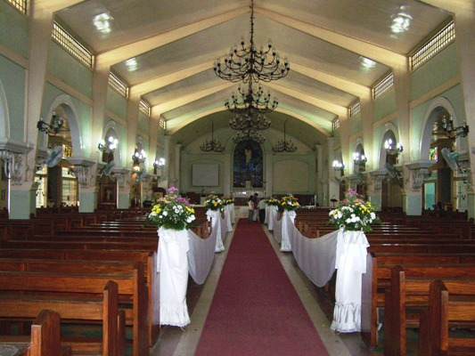 Image of Sta. Ana Church
